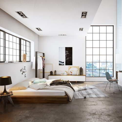 Grostadtapartment - city loft Inspiration